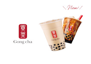 「Gong cha(ゴンチャ) 」店頭購入